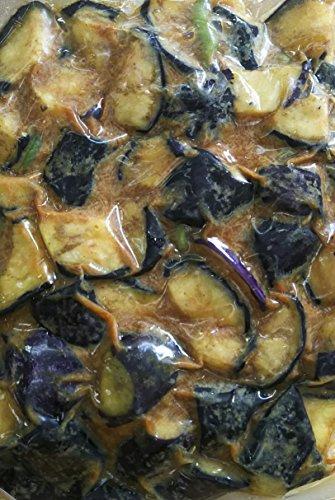 惣菜 茄子の胡麻味噌和え 1kg×13P 業務用 冷凍