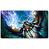 Warcraft58 – Juego de mesa de Warcraft tapete de mesa Wow juegos teclado Pad Tamaño 60 x 35 cm World of Warcraft Mousepad para Yugioh Pokemon MTG o TCG