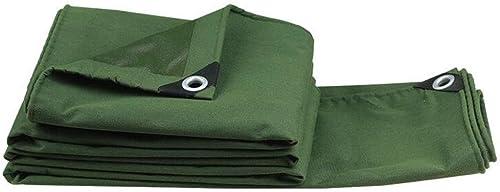 Yuke Baches extérieures imperméables de Camping, Couverture antipluie de Pluie de Voiture de bache de Prougeection Solaire de Polyester (Taille   5x6m)
