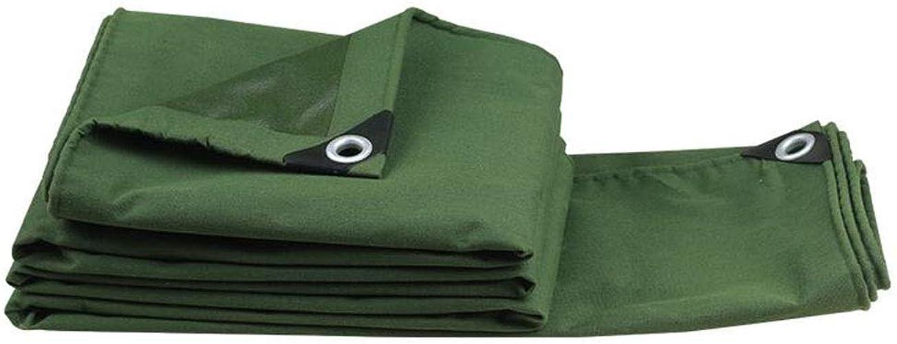 Yuke Baches extérieures imperméables de Camping, Couverture antipluie de Pluie de Voiture de bache de Prougeection Solaire de Polyester (Taille   3x3m)