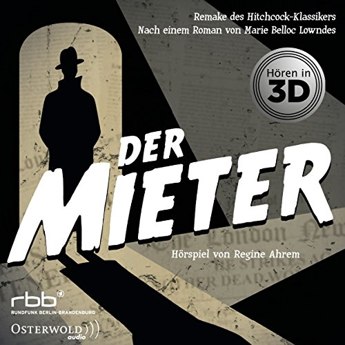 Der Mieter audiobook cover art