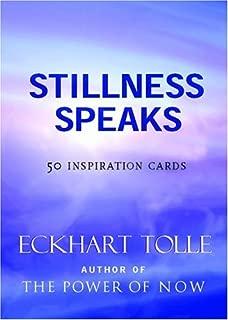 Stillness Speaks Inspiration Deck by Eckhart Tolle (2004-09-04)