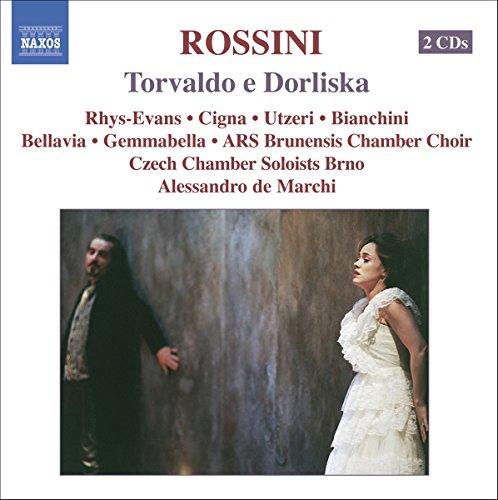 Gioacchino Rossini: Torvaldo e Dorliska (Oper) (Gesamtaufnahme) (2 CD)