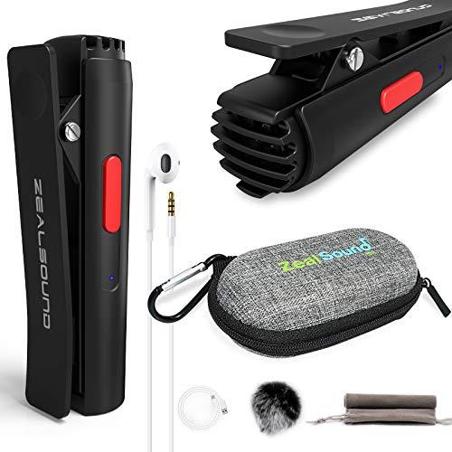 ZealSound Condenser Broadcast Microphone