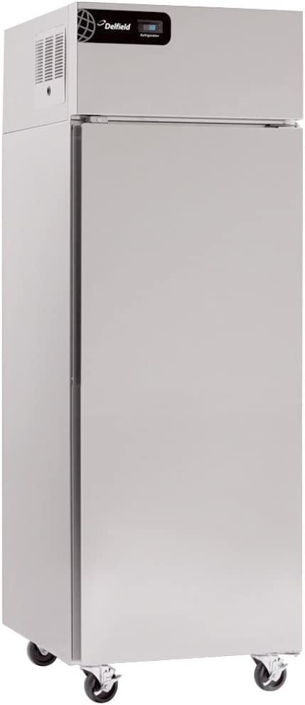 Delfield Al sold out. GBR1P-S Single Section store Global Series Refrigerator