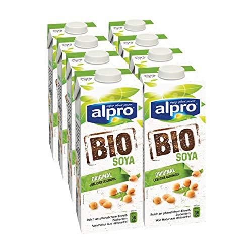 alpro soja drink