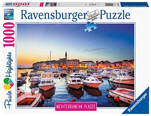 Ravensburger Puzzle 14979 - Mediterranean Places Croatia - 1000 Teile Puzzle für Erwachsene und Kinder ab 14 Jahren, Puzzle mit Motiv aus Kroatien