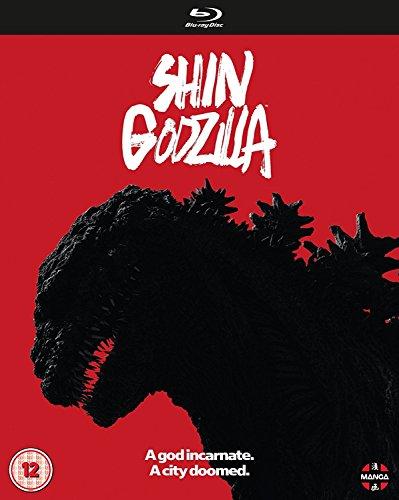 Shin Godzilla (2 Blu-Ray) [Edizione: Regno Unito] [Import]
