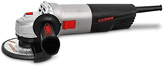 Crown Corded Electric Angle grinder 115mm,1010W