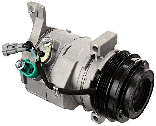 TCW 15-21127 A/C Compressor and Clutch (Tested Select)