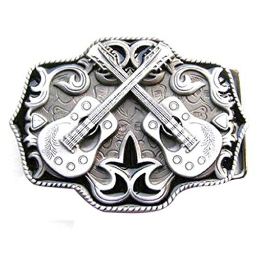 Gesp Western Country Muziek, Gitaar - Gesp