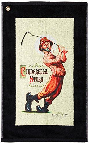 Devant Sport Towels Caddyshack Cinderella Story Golf Towel