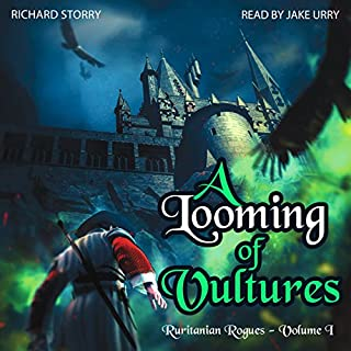 A Looming of Vultures cover art