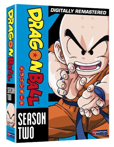 Dragon Ball: Season 2 (5pc) / (Box) [DVD] [Region 1] [NTSC] [US Import]