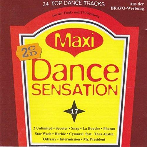 Maxi Dance Sensation 17 (1995)