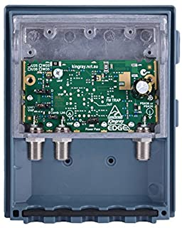 25DB UHF Masthead Amplifier with LTE/4G Filtering KINGRAY