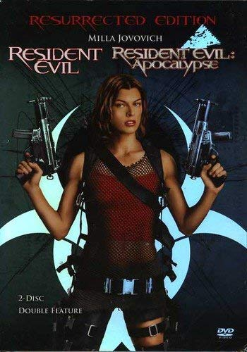 Resident Evil / Resident Evil: Apocalypse by Milla Jovovich