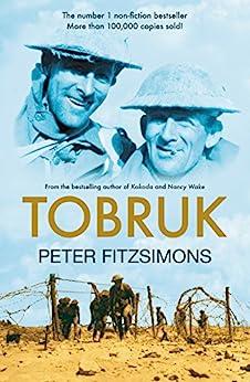 Tobruk by [Peter FitzSimons]