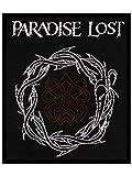 Paradise Lost - Corona de espinas parche estándar negro