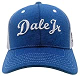 NASCAR Women's Dale Jr. #88 Officially Licensed Embroidered Blue and Grey Trucker Style Baseball Cap