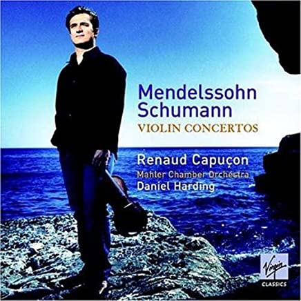 进口CD:门德尔松:小提琴协奏曲(54566325)卡普桑
