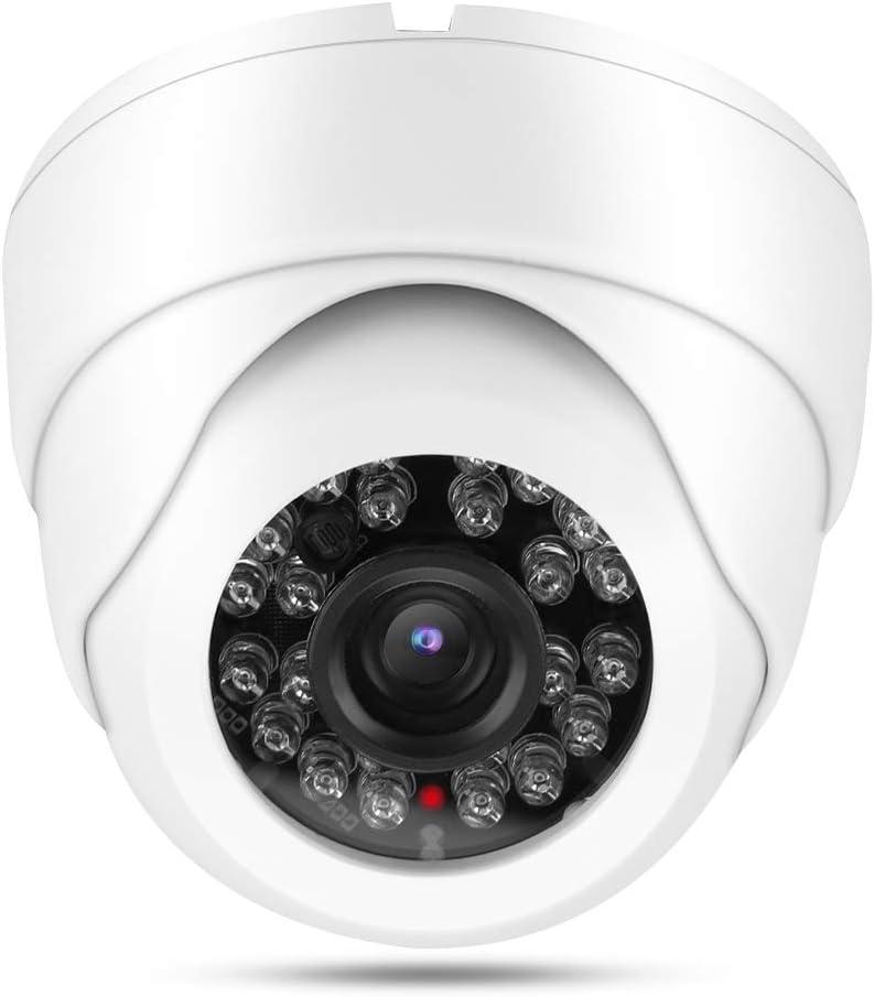 DAUERHAFT half AHD Dome Home Camera SEAL limited product Security 720P Surveillance