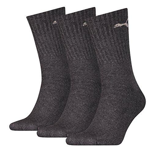 PUMA Socken Sport 12er Pack, Größe:43/46; Farbe:anthracite