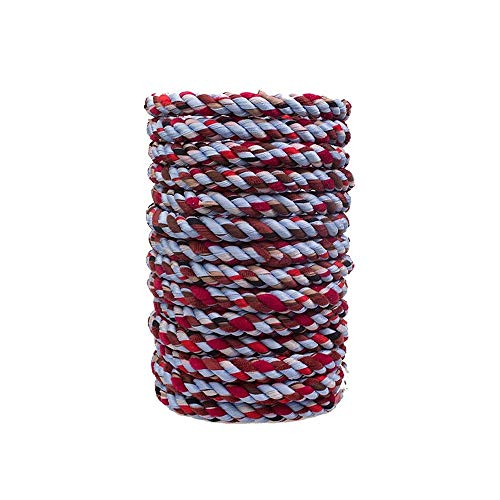 Bergseile Tauziehen Seil Multicolor - Aktive Outdoor-Spaß for jedes Alter Tug-of-Krieg Wettbewerb Hanf-Seil-3/4 cm dick (Size : 20m(65ft))