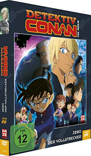 Detektiv Conan: Zero der Vollstrecker - 22.Film - [DVD] - Limited Edition
