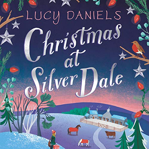 Christmas at Silver Dale audiobook cover art