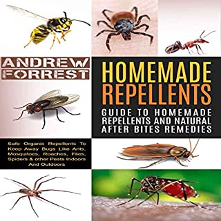 Homemade Repellents cover art