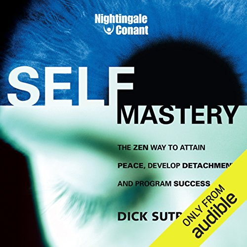 Self-Mastery audiobook cover art