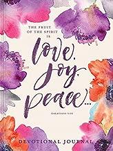 Love, Joy, Peace: A Devotional Journal (Devotional Journals)