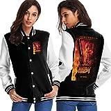 Hellboy Plush Sport Coat Womens Sport Coatxx-Large Black
