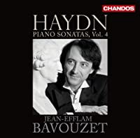 Haydn: Piano Sonatas 4 by Bavouzet (2012-09-06)