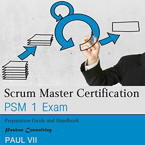 Scrum Master Certification audiobook cover art
