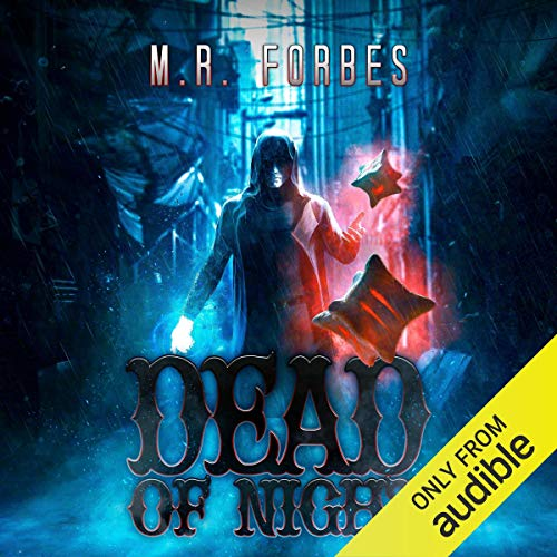 Dead of Night audiobook cover art