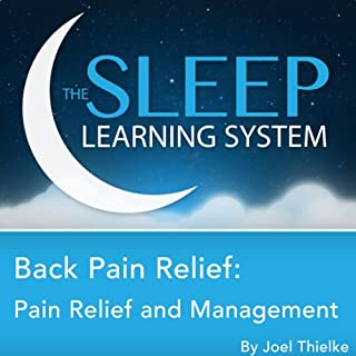 Back Pain Relief cover art