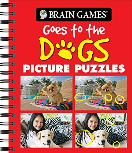 Brain Games - Picture Puzzles: Goes to the Dogs