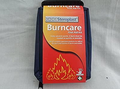 Burn Care First Aid Kit from Steroplast