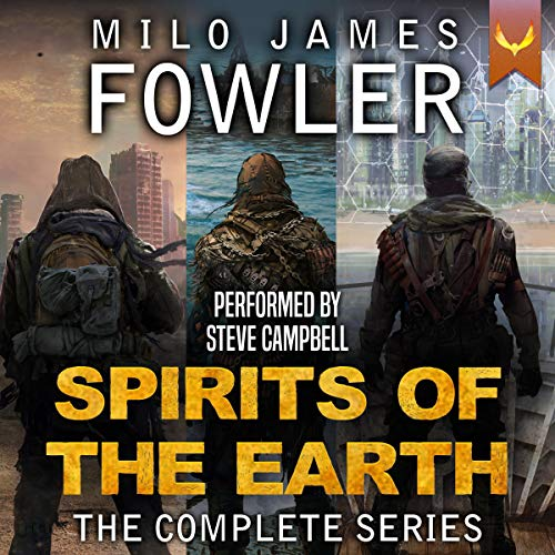 Couverture de Spirits of the Earth: The Complete Series