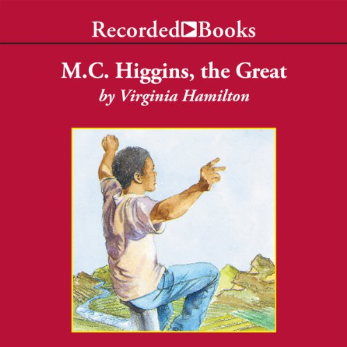 M.C. Higgins, the Great audiobook cover art