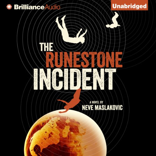 The Runestone Incident audiobook cover art
