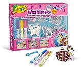 Crayola Washimals - Washimals Pets Set Accessorios para colorear Princesa - 74-7436