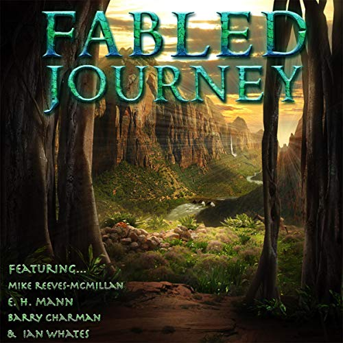 Fabled Journey III audiobook cover art