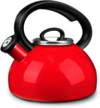 Best red stove top kettle Reviews