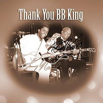 Thank You BB King - Single