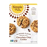 Receive 1 box of Simple Mills Almond Flour Chocolate Chip Cookie mix. Easy to make and easier to please - this simple mix equals delicious better-for-you homemade cookies. Great for fun and nutritious baking. Take a look at our nutritious baking mix ...