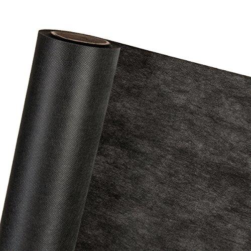 Matériau : toile anti mauvaises herbes - 50 g/m² pour potager, haute uV 40 m x 2 m