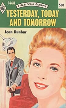 Paperback Yesterday, Today and Tomorrow Book